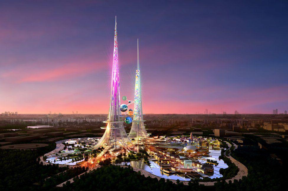 Phoenix Towers