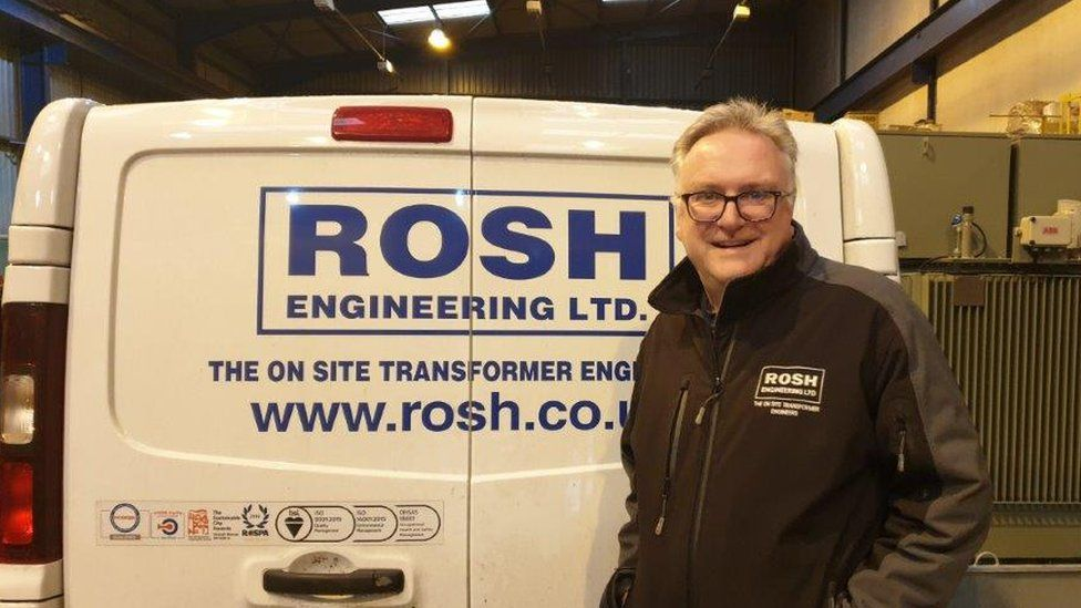 Ian Dormer, Rosh Engineering