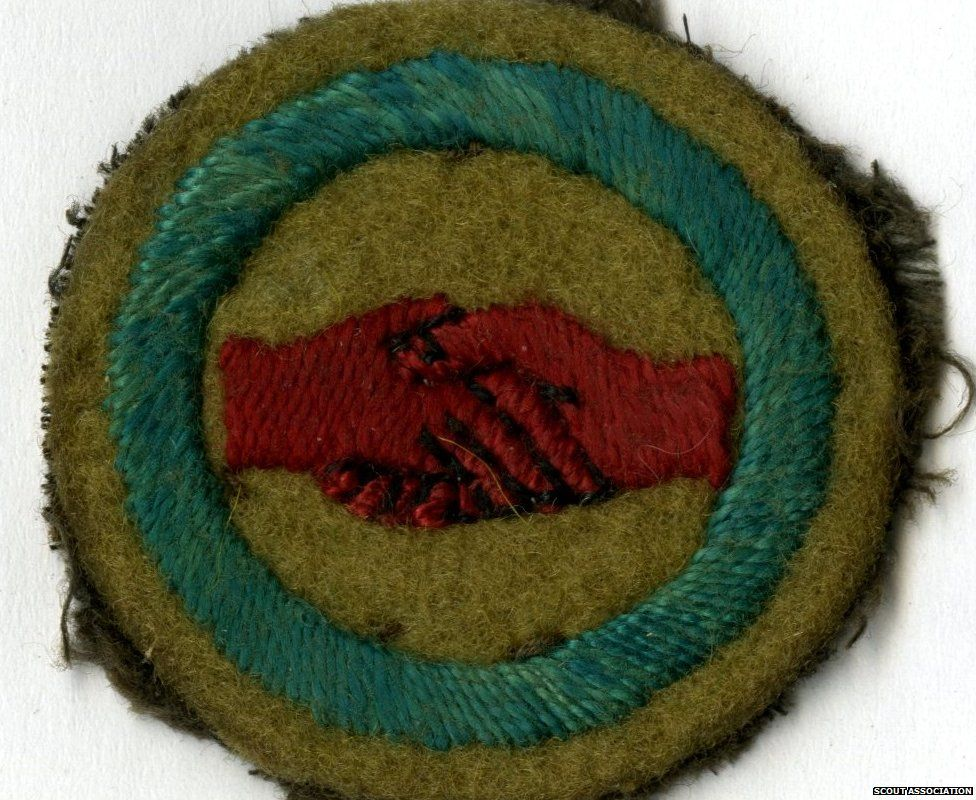 Interpreter badge