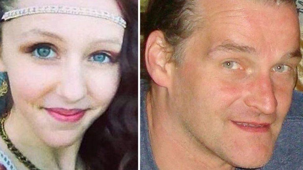 Alice Gross and her suspected killer Arnis Zlaklans