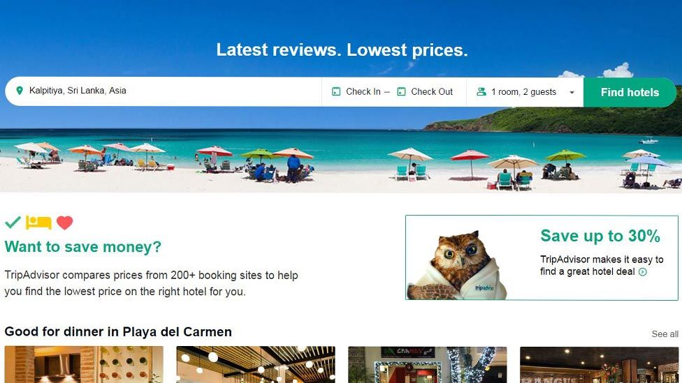 TripAdvisor apologises to alleged sexual assault victim for