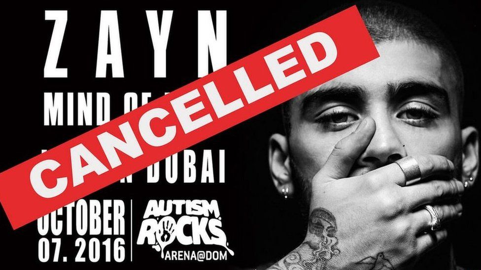 Zayn Malik cancels second show in three months due to anxiety