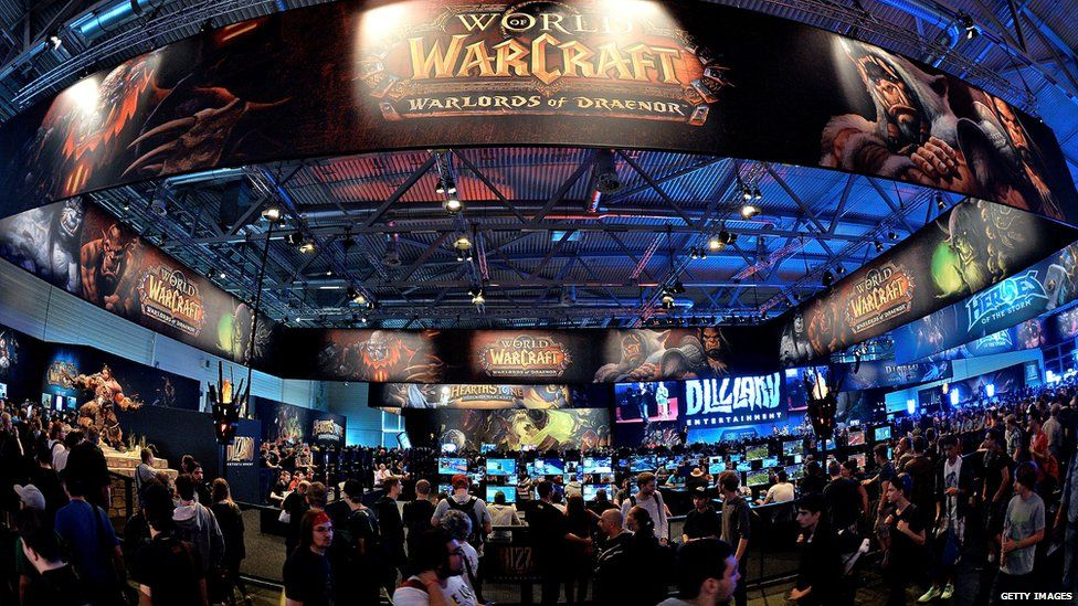 Blizzard wants to improve its diversity by hiring more women