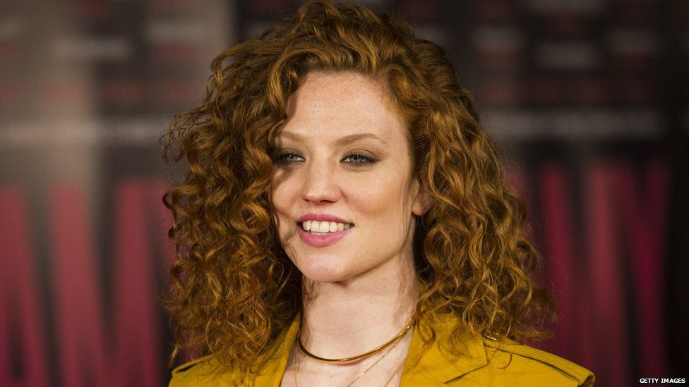 Jess Glynne was among the celebrities to attend the premiere