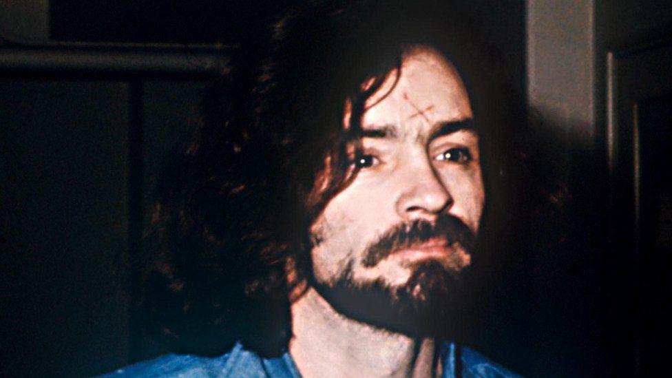 Charles Manson circa 1970