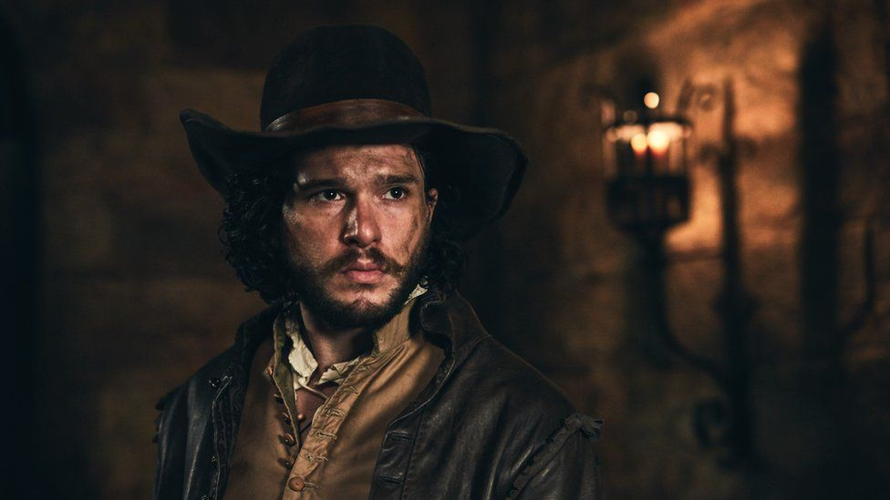 Kit Harington plays his own ancestor in BBC drama Gunpowder