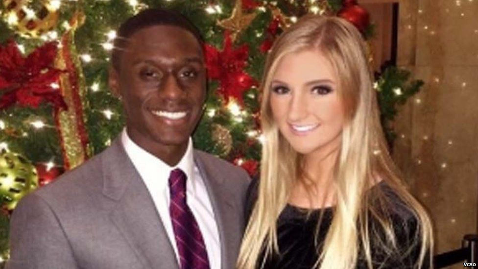 Tennessee: Wealthy white girl Allie Dowdle feels backlash over secret black lover