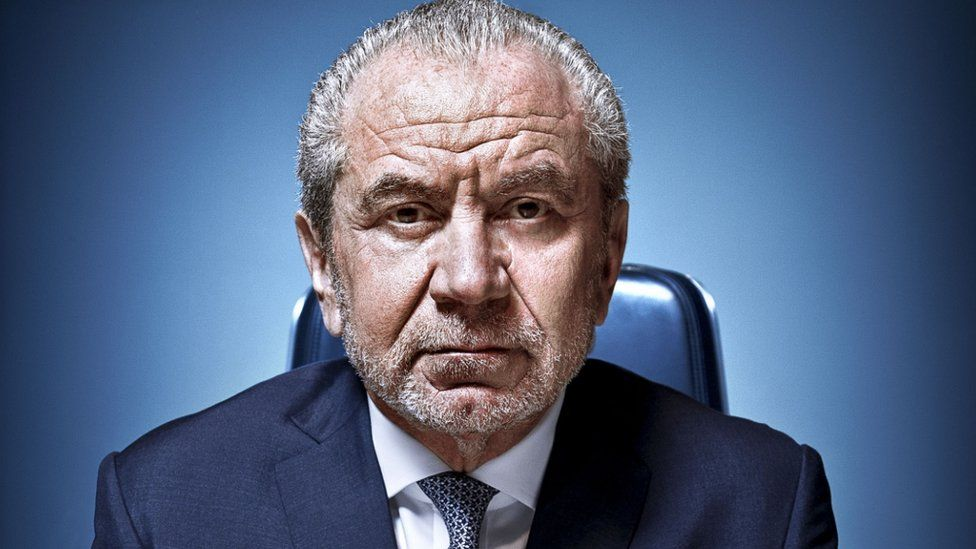 NICK HEWER how Lord Sugar turned him into a TV star