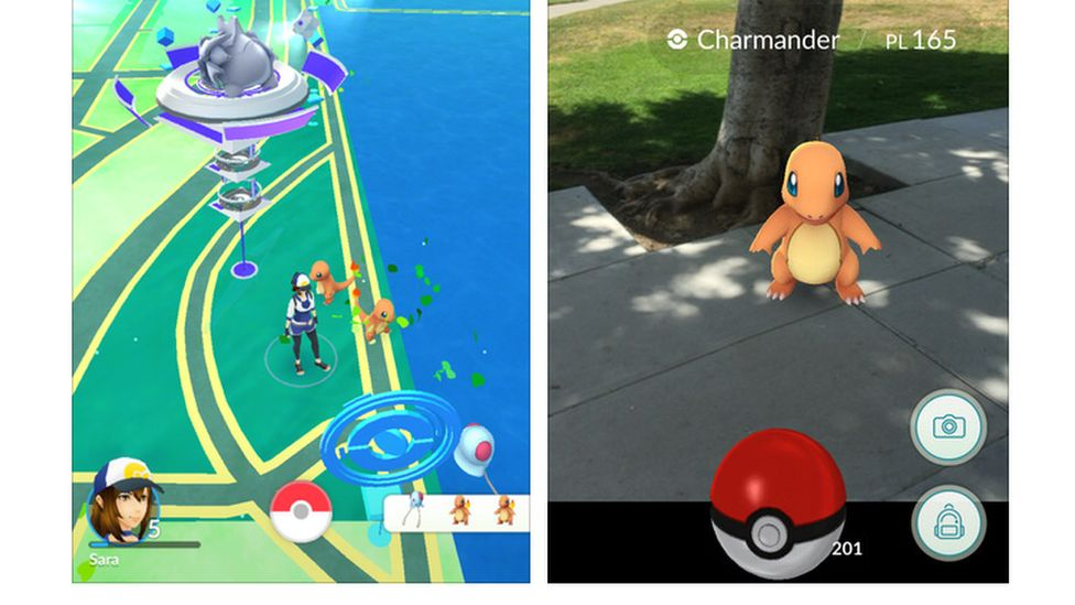 How Pokemon Go locations work (probably) - BBC Newsbeat