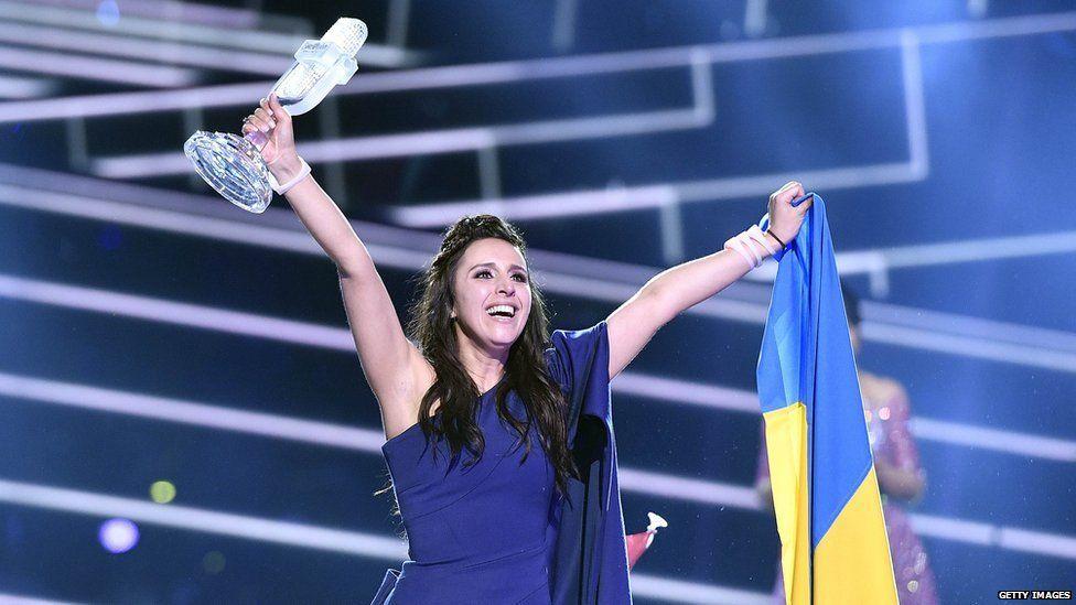 Ukraine's Jamala