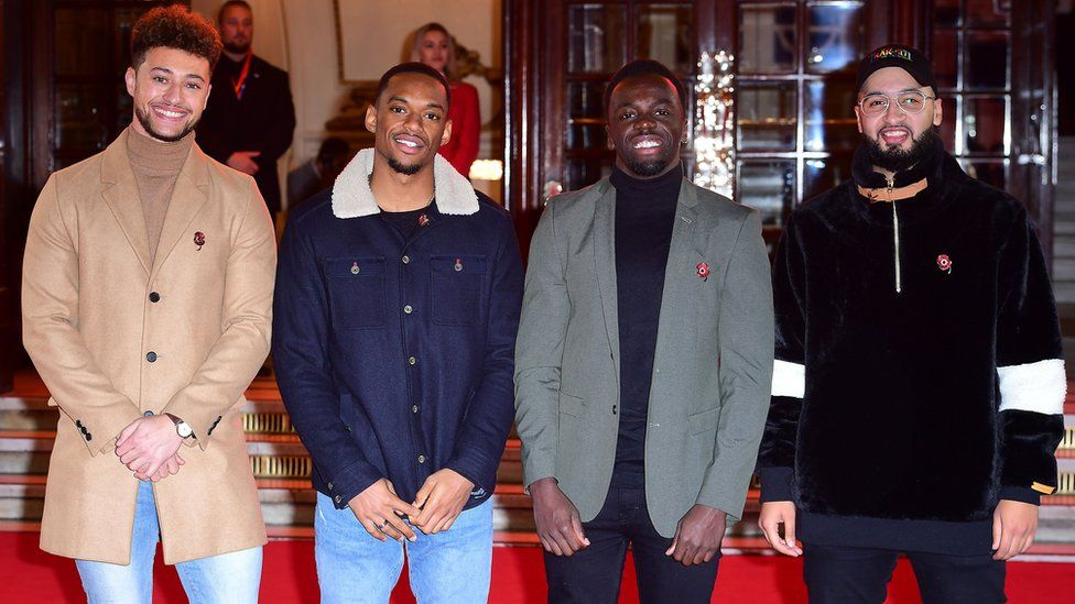 Rak-Su win The X Factor 2017