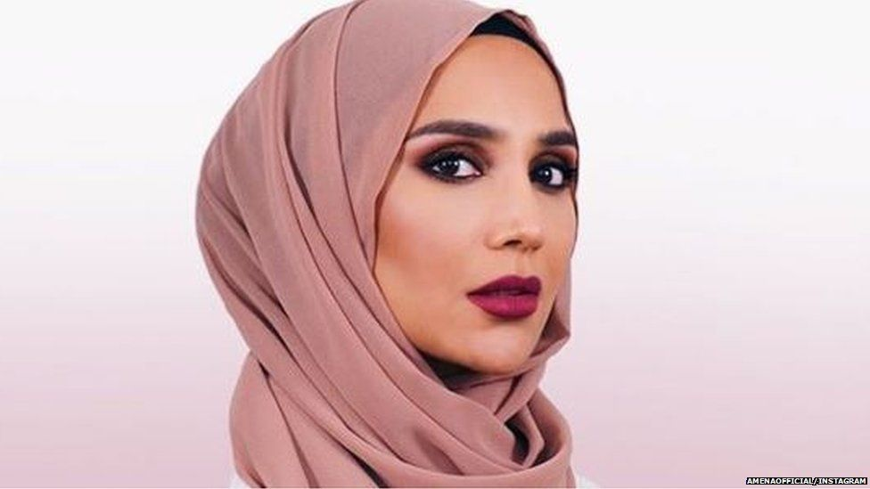 Pioneering hijab haircare mannequin quits over 'anti-Israel' tweets