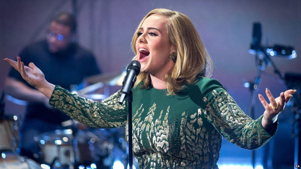 Adele's new album can't be streamed