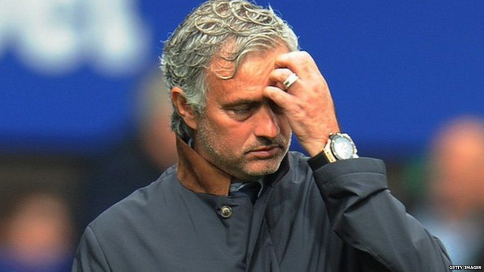 Timeline of Mourinho's demise: Here's where it all went wrong