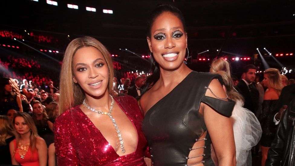 Brace Yourself: Laverne Cox Is Collaborating With Beyoncé