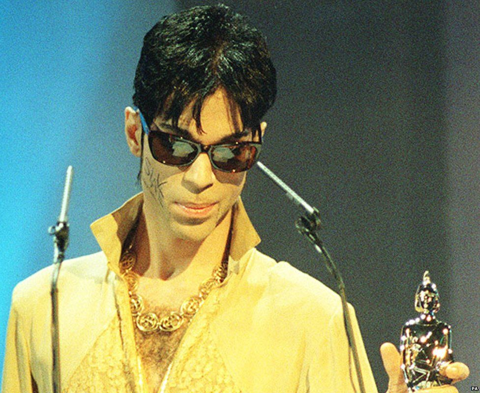 12 incredible and slightly crazy things about Prince - BBC