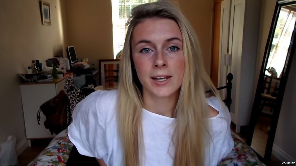 Madeleine's opened up about anxiety on YouTube