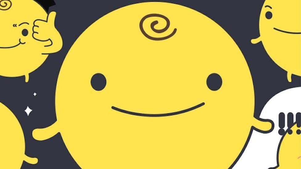 The SimSimi logo