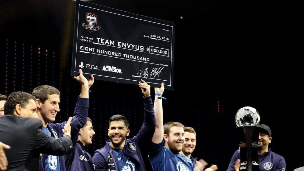 Image result for call of duty world tournament 2016 team envyus