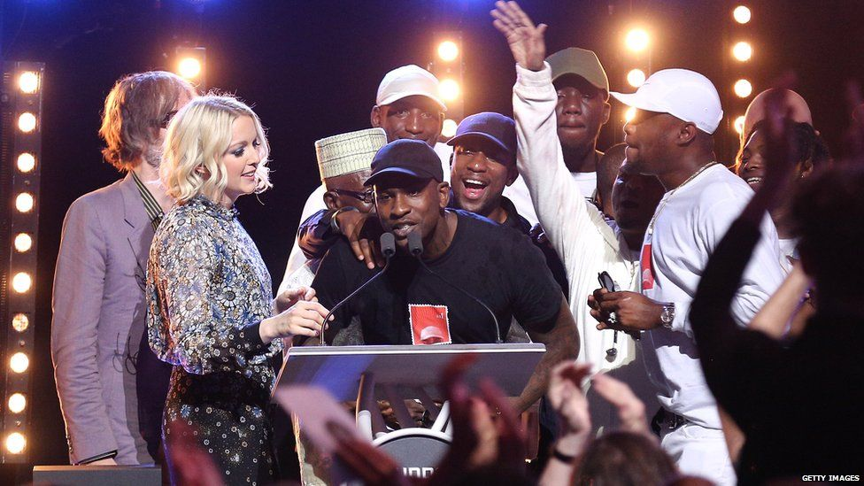 Skepta won the 2016 Mercury Prize