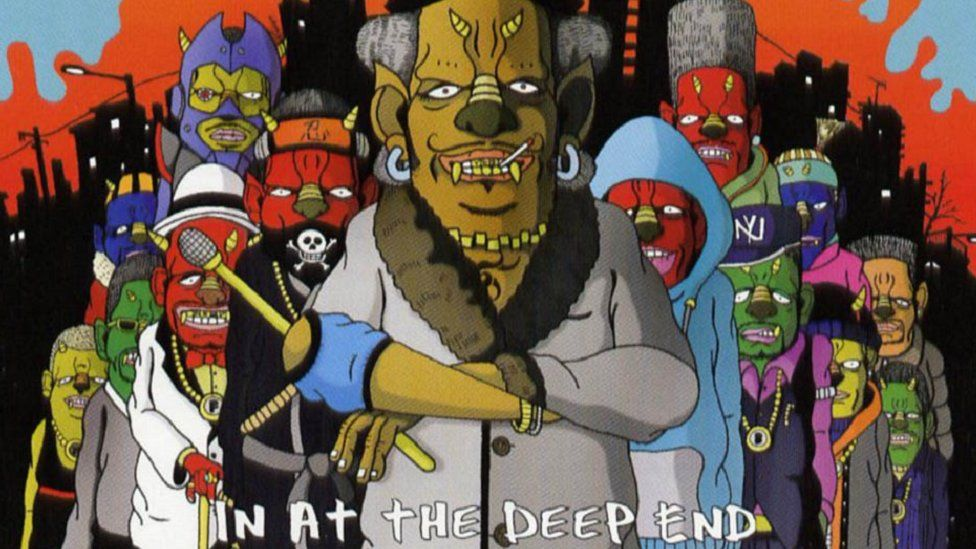 Roll Deep: in at the deep end in 2005