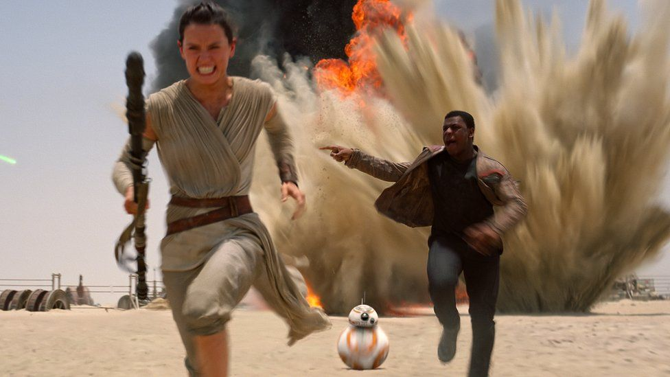 Star Wars: The Force Awakens second trailer sets YouTube world ...