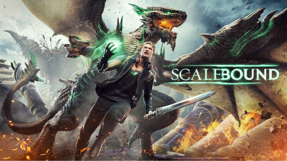 An image from Scalebound