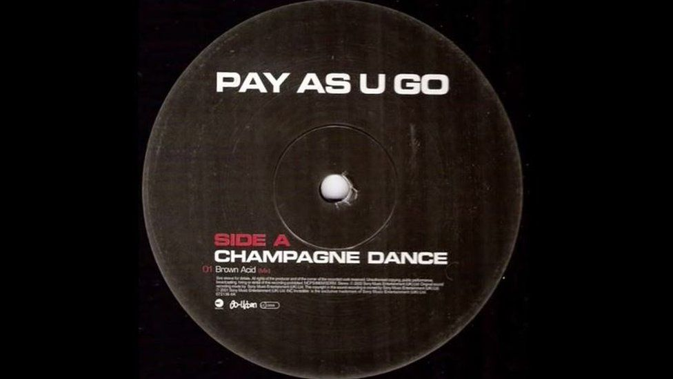 Pay As You Go - Champagne Dance