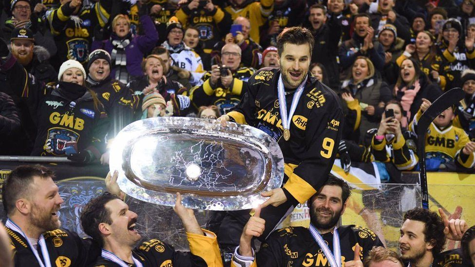 Nottingham Panthers Player Wins Continental Cup And Has Baby In One Weekend
