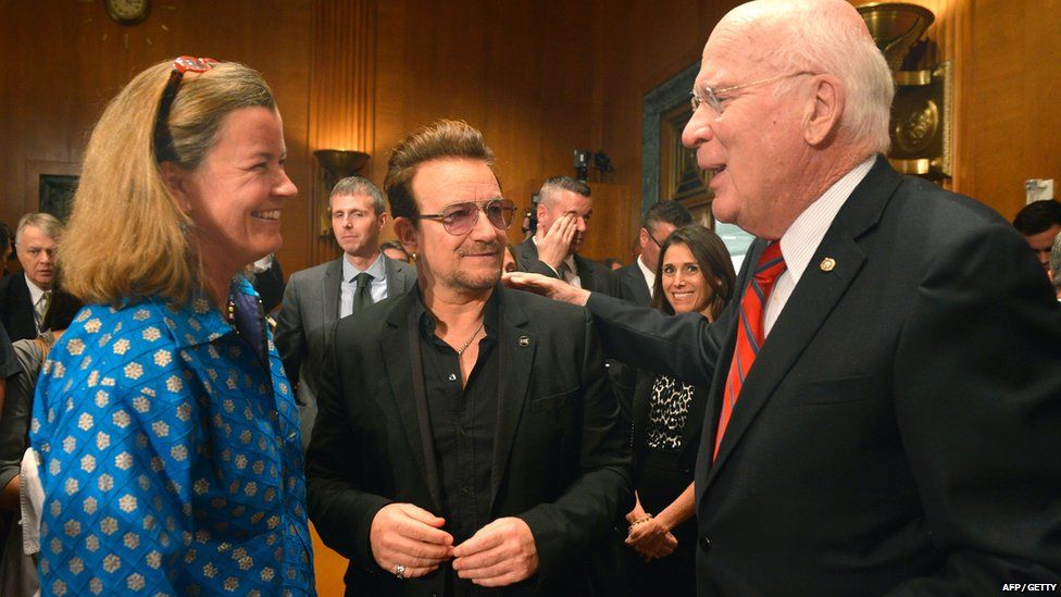 bono muslim U2 frontman bono condemned the idea of a national border as the best way to protect one's country from islamic terror.