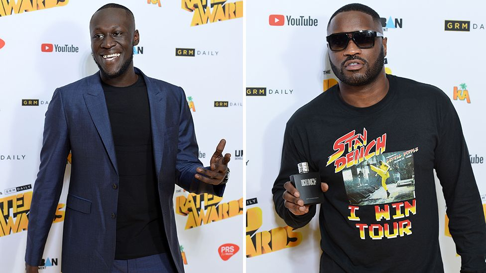 Stormzy and Lethal Bizzle