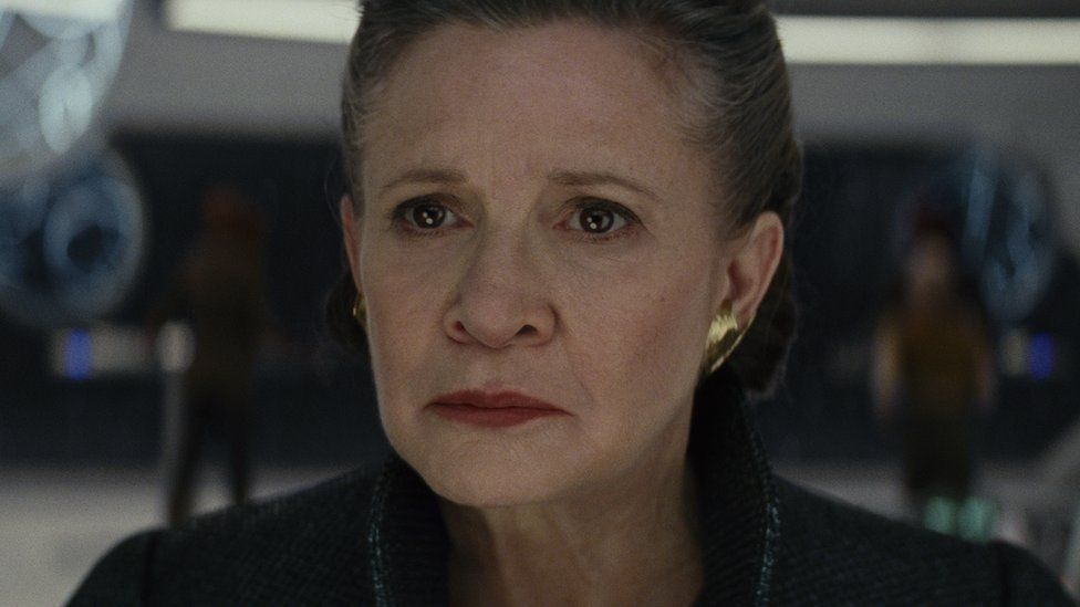 General Leia (Carrie Fisher)