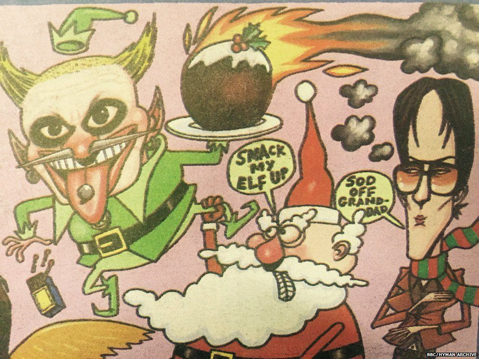 NME cartoon