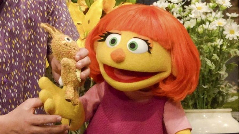 'Sesame Street' to normalise autism with new muppet