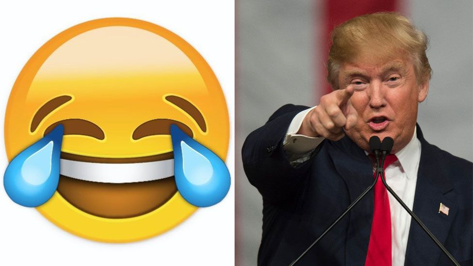 Word of the year how we went from a laughing emoji to post truth tears of joy emoji and donald trump sciox Gallery