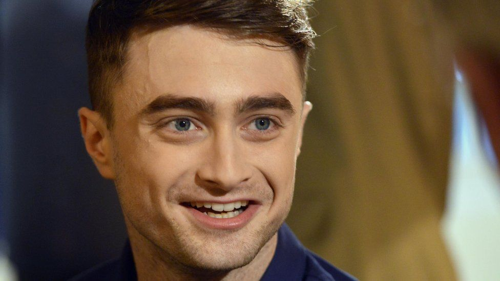 Daniel Radcliffe played Harry Potter in the film series