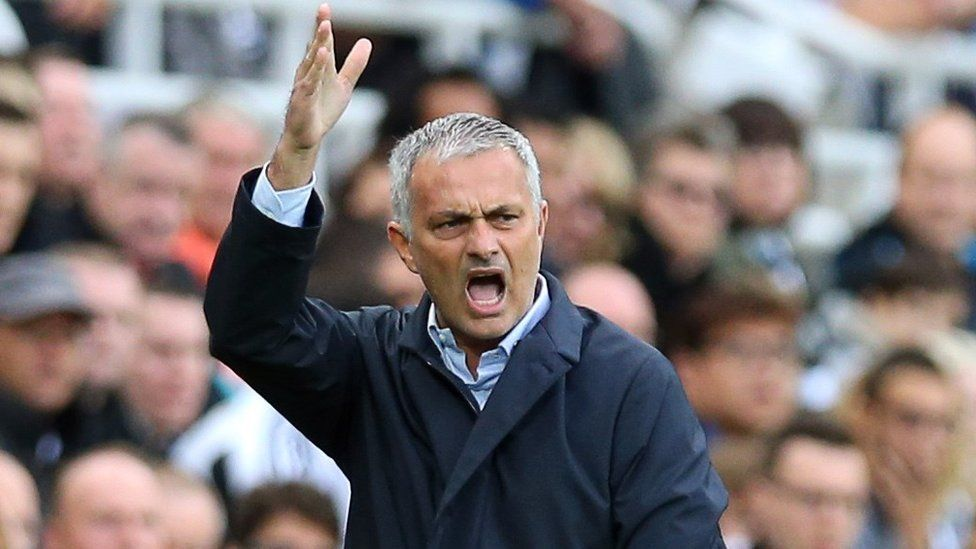 Image result for Jose Mourinho