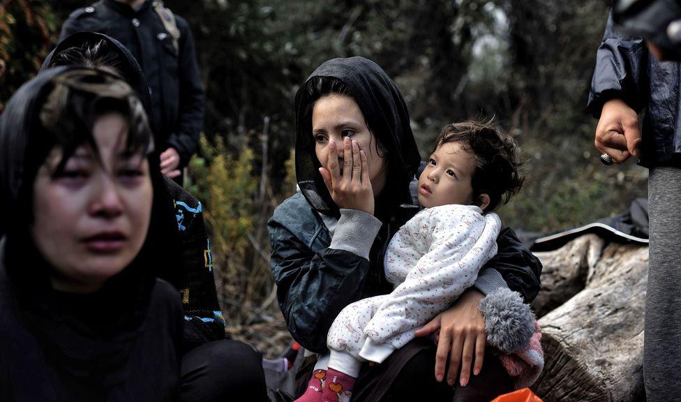 Hundreds of thousands of refugees have fled Syria