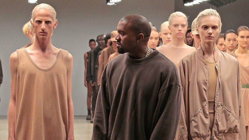 Image result for kanye's fashion line