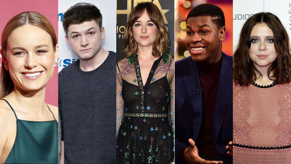 Bafta Rising Star nominees