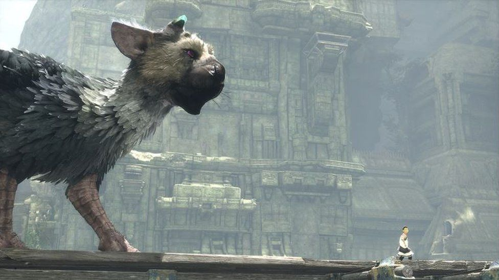 The long-awaited game The Last Guardian was one of the most popular announcements at Sony's E3 press conference.