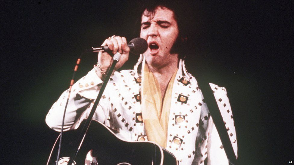 Is Elvis alive? Odds stand at 2,000/1
