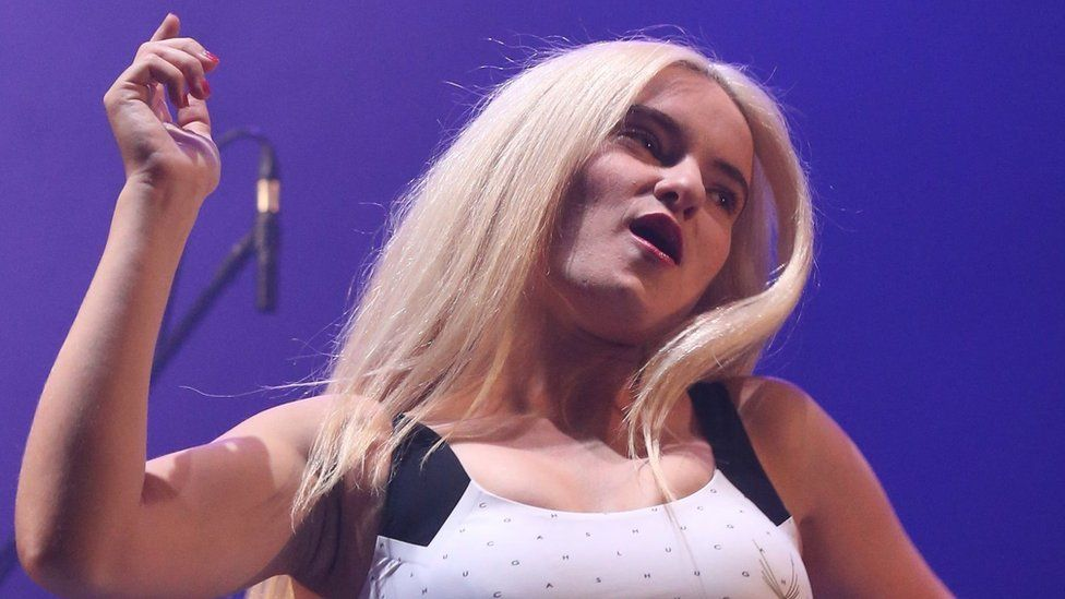 Clean Bandit's Grace Chatto at T in the Park