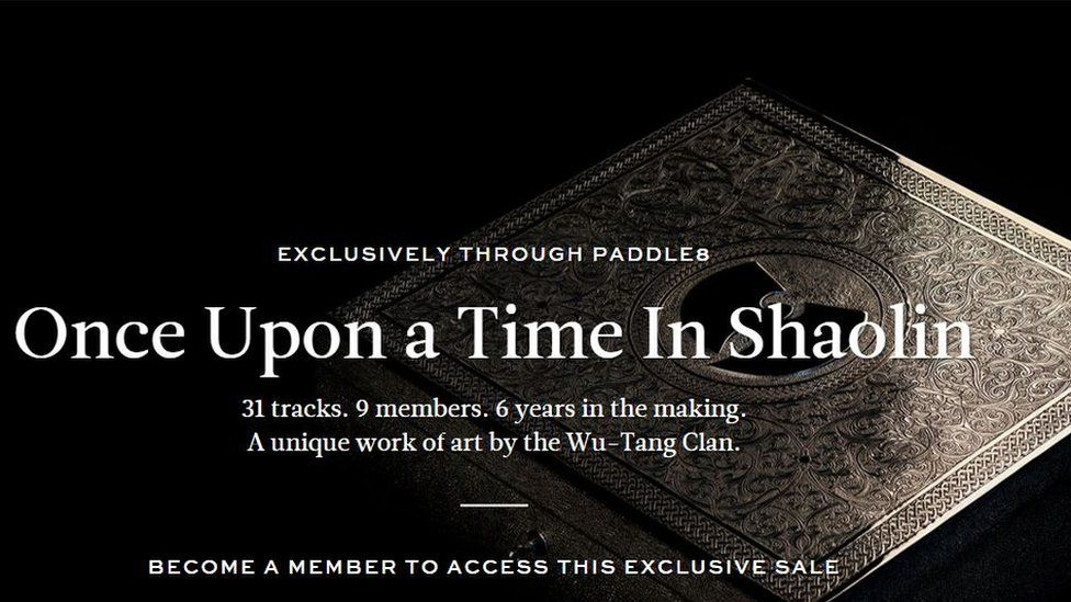Once Upon A Time in Shaolin album cover