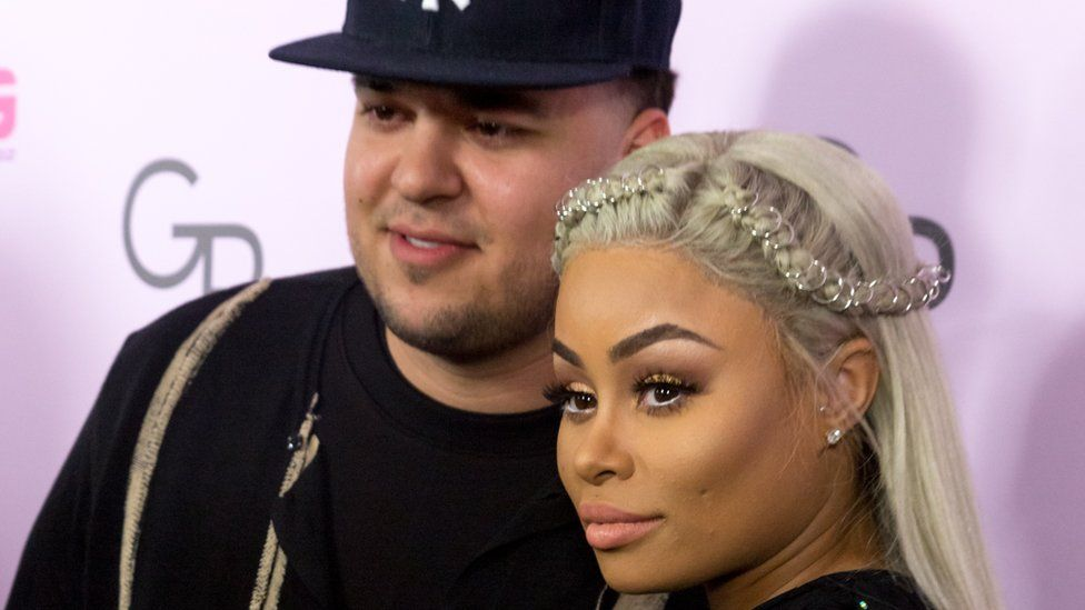 Rob Kardashian's Ex Considers Legal Action Over Explicit Shots Posted on Instagram