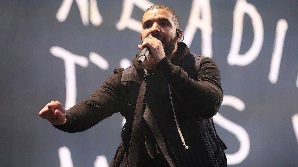 Canadian singing legend Drake