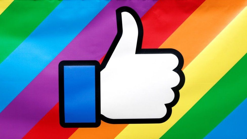 Facebook thinks you re more likely to like its new like button bbc