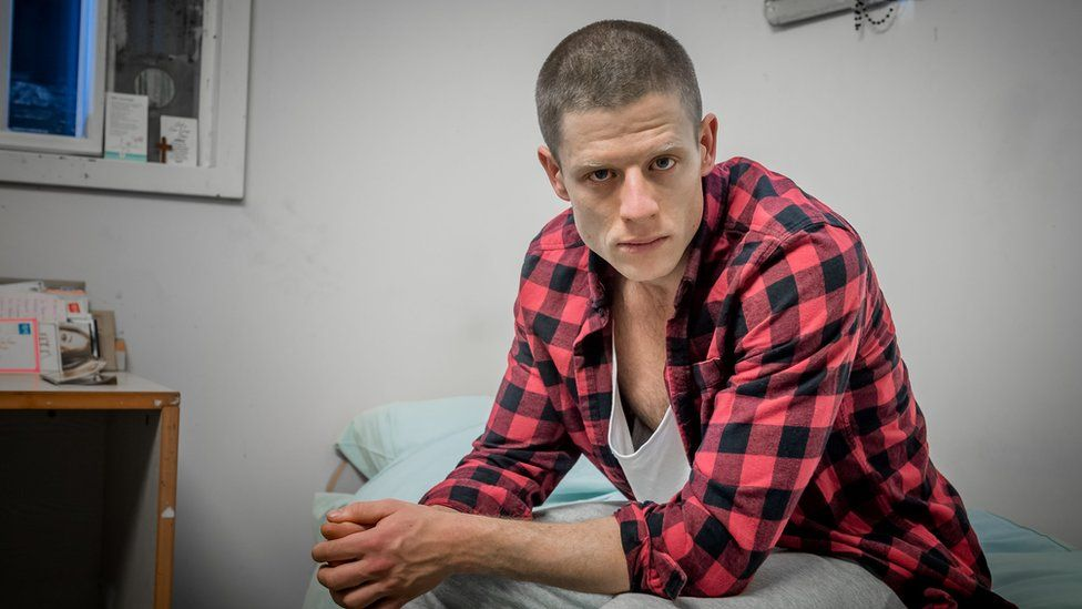 James Norton in his role as Happy Valley's Tommy Lee Royce