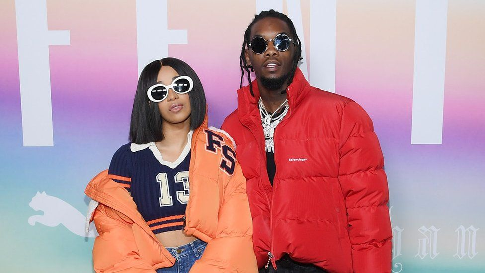 Cardi B defends fiancé Offset amidst homophobic lyric backlash