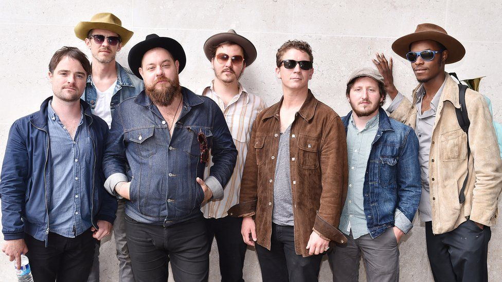 Nathaniel Rateliff and the Night Sweats: S O B  was a 'joke